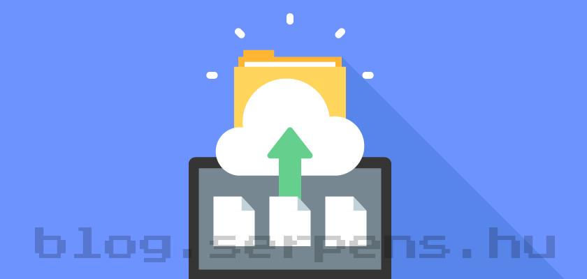 Automatizáld az FTP-re másolást